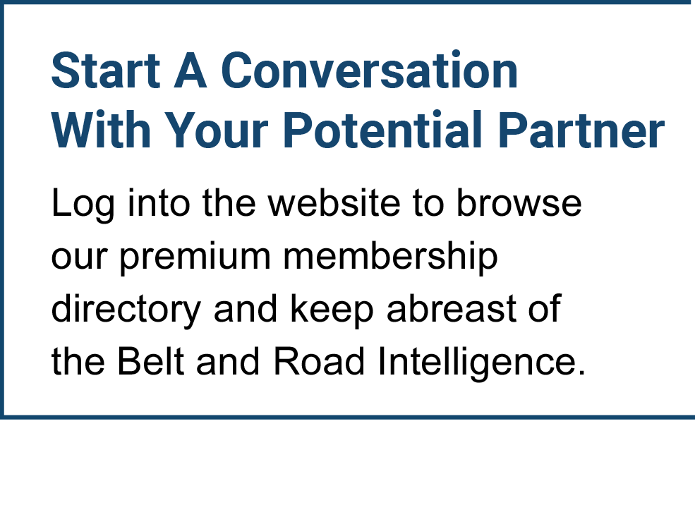 Start a conversation with your potential partner