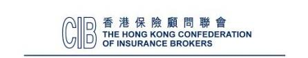 The Hong Kong Confederation of Insurance Brokers